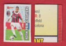 A.C Milan Kevin-Prince Boateng Ghana S1